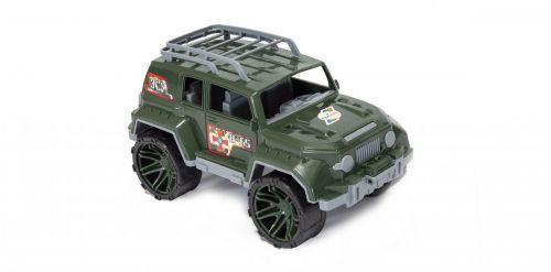 Автомобиль Джип (зеленый) 030 в.2