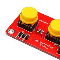 5шт AD Аналоговый Клавиатура Модуль Электронные строительные блоки 5 ключей для Arduino DIY - 1TopShop, фото 3