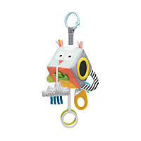Розвиваюча іграшка-кубик Taf Toys Веселі Звірята (12185)