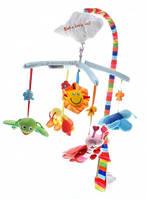 Іграшка-карусель на ліжечко WeeWise Метелики (10112)