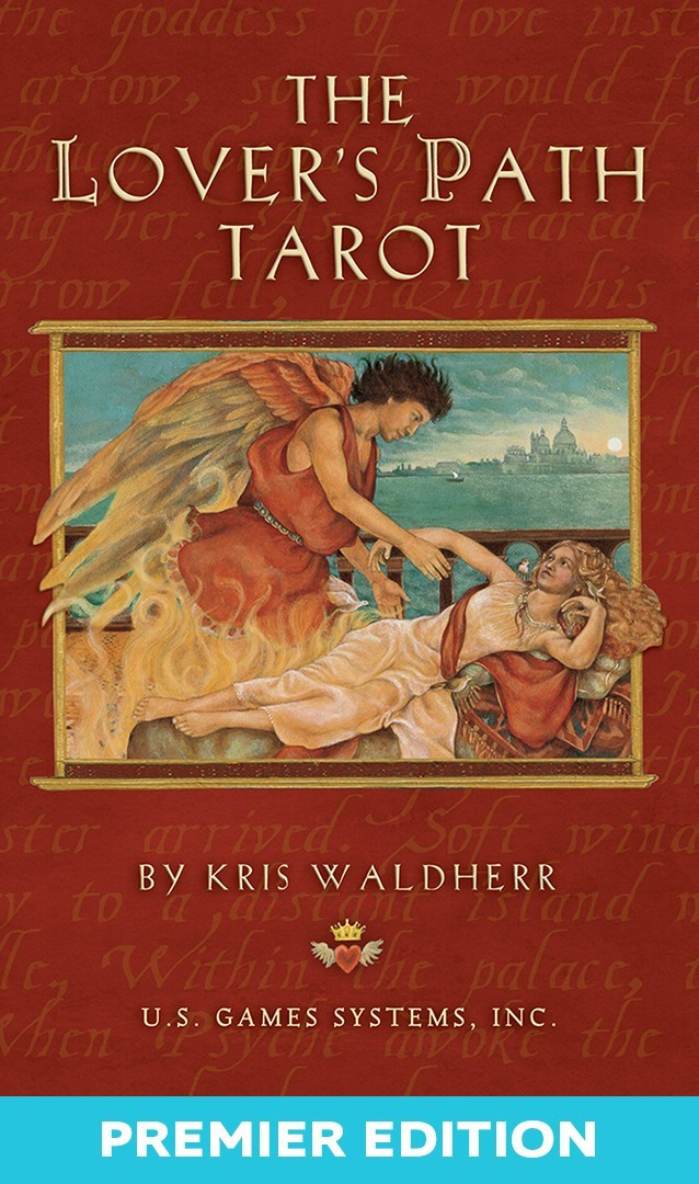 The Lover's Path Tarot - Premier Edition/ Таро Пути Любви