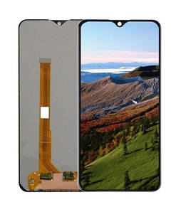 Дисплей для Vivo Y11   Y12   Y15   Y17 с сенсорным стеклом (Черный) Оригинал Китай
