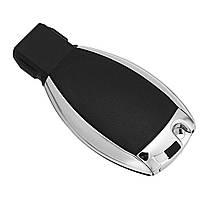 3 клавиши Яркая сторона Дистанционный Ключ Чехол И Батарея Клип для Mercedes - 1TopShop, фото 3