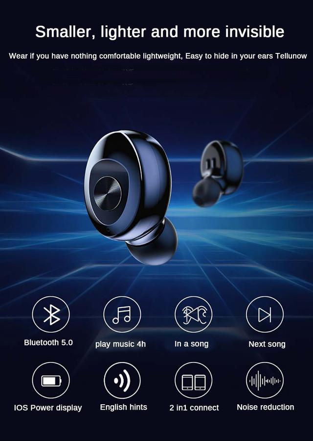 Бездротові навушники TWS XG12 купити