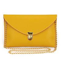 Модная женская ретро винтажная сумка клатч конверт гаманець стильная