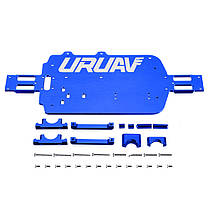URUAV Обновление металлического шасси для WLtoys A949 A959B A969 A979 K929 RC Авто Запчасти - 1TopShop, фото 3