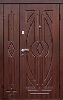 """Входная металлическая полуторная дверь в Одессе """"Портала"""" (Стандарт) ― модель Астория"""