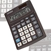 Калькулятор 12-разрядный СМB1201-BKCitizen