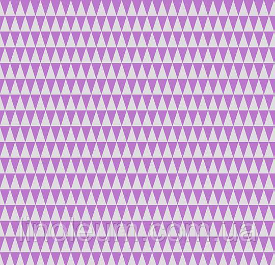 Ковролін флокіроване покриття Flotex vision pattern 880006 Pyramid Grape