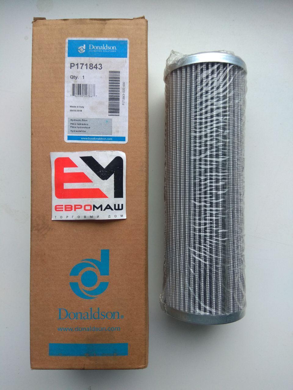 Р171843 Donaldson фильтр гидравлики (CR15003 / ERA33NFD)