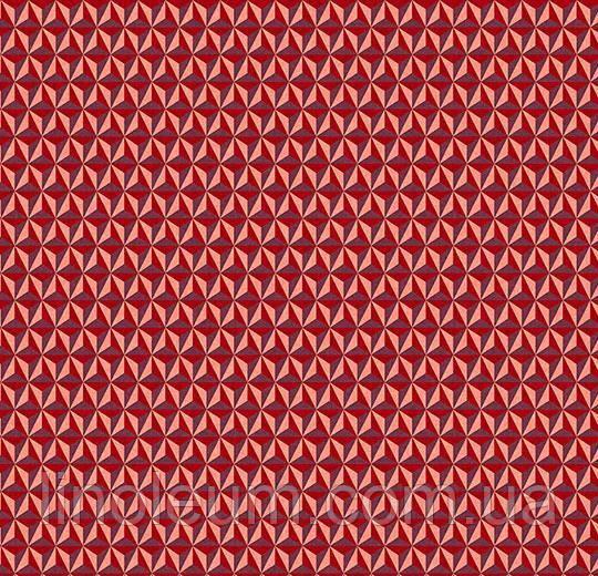 Ковролін флокіроване покриття Flotex vision pattern 910004 Star Orange