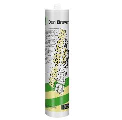 Клей аквариумный Den Braven Montagefix AQ 300 мл (черный)