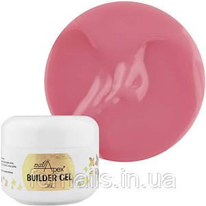 Моделирующий гель без опила NailApex Liquid Pink, 30 г