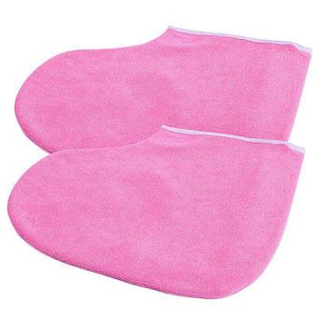 Носки махровые для парафинотерапии 1 пара