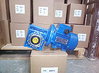 Мотор-редуктор NMRV 040 (23-373) об/мин. с дв. (0.18кВт) 380В