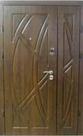 Входные полуторные бронированные двери Портала (Армекс) ― модель Магнолия, фото 1