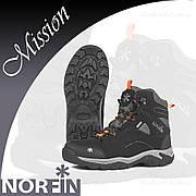 NEW! Ботики демисезонные Norfin Mission BL