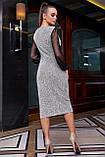 Гламурне приталене плаття пряме (2 кольори, р. M,L,XL,2XL), фото 10