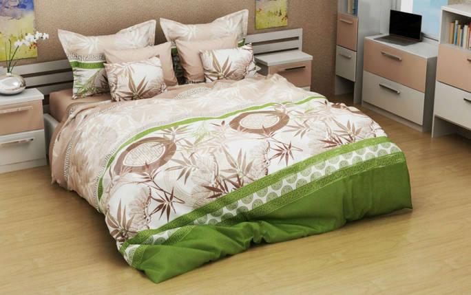Постельное белье Бамбук бязь ТМ Комфорт-текстиль Двуспальный, фото 2