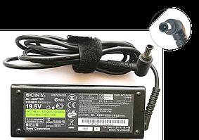 Блок питания Sony Vaio 90W 19.5V 4.7A  090031-11 (VGP-AC19V36) 6.5х4.4мм Б/У
