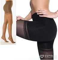Колготки Solidea Micromassage Cellulite Control Magic Ccl 1, закрытый носок, бежевый,140 ден, 2-M, фото 1