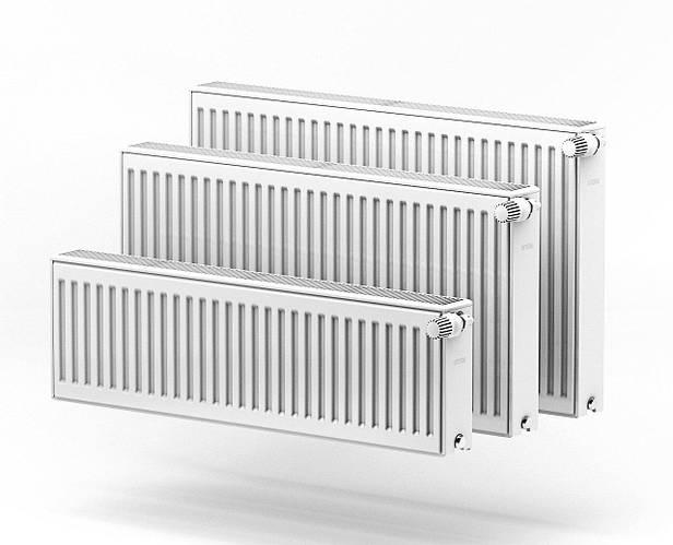 Стальных панельных радиаторов UTERM у нас стало еще больше!