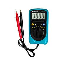 ALL SUN EM3610 Батарея Измеритель внутреннего сопротивления Батарея Автомобильный тестер с температурным коэффициентом напряжения - 1TopShop