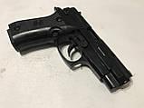Пистолет сигнальный Ekol P-29 Rev II Black, фото 4