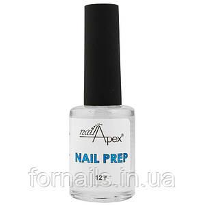 Обезжириватель-дегидратор NailApex  Nail Prep, 12 мл