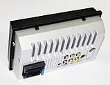 Автомагнитола 7010 short 2DIN 7-дюймов сенсорный экран, фото 4