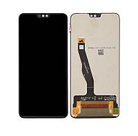 Дисплей для Huawei Honor 8X | View 10 Lite | JSN-L21 сенсорным стеклом (Черный) Оригинал Китай