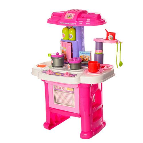 Кухня 16641G игровой набор для девочки 16 предметов в наборе