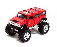 Машина детская металлическая  Hummer.Игрушечный джип инерционный.