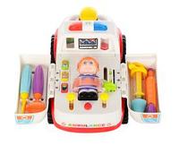 Игрушечная машинка скорая помощь Limo Toy 836