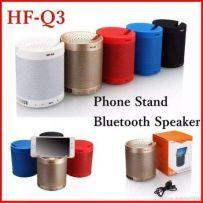 Портативная колонка HF-Q3S Bluetooth, MP3 плеер FM-приём USB/Micro SD