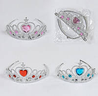 Корона для девочек 3 вида