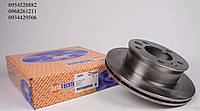 Тормозной диск передний (276х22мм) Mersedes Sprinter 208-416 1995-2006AUTOTECHTEILE (Германия)100 4355