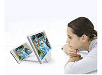 3D увеличитель экрана смартфона.
