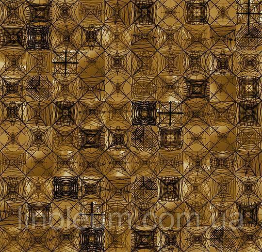 Ковролін флокіроване покриття Flotex vision pattern 740002 Tension Honey