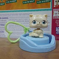 Лпс литл пет шоп lps littlest pet shop Hasbro 2006 коллекционные фигурки McDonalds - котик