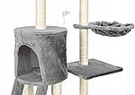 Когтеточка, будиночок для кішок 135 см, фото 5