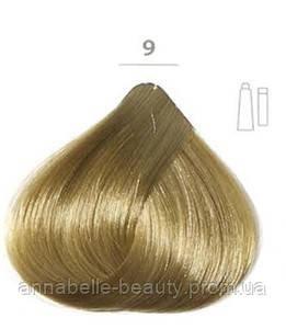 Стойкая крем-краска DUCASTEL Subtil Creme 9 - очень светлый блонд, 60 мл