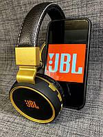Наушники JBL беспроводные Bluetooth \ micro SD \ FM, фото 1