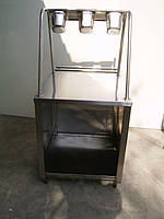 Прилавок для столових приладів 600х700х850 (1450), фото 2