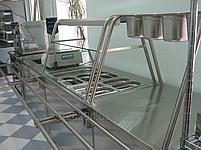 Прилавок для столових приладів 600х700х850 (1450), фото 3