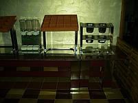 Прилавок для столових приладів 600х700х850 (1450), фото 4