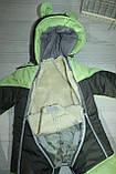 Комбинезон трансформер детский зимний со съемной овчиной цвета в ассортименте, фото 2