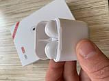 Навушники безпровідні Айфон AirPods i10-MAX, фото 3