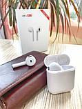 Навушники безпровідні Айфон AirPods i10-MAX, фото 5