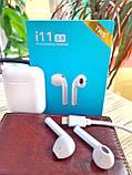 Сенсорные наушники i11 Apple IPhone AirPods, фото 3